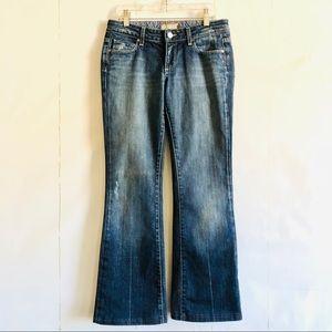 Paige Laurel Canyon Lowrise Bootcut Jeans